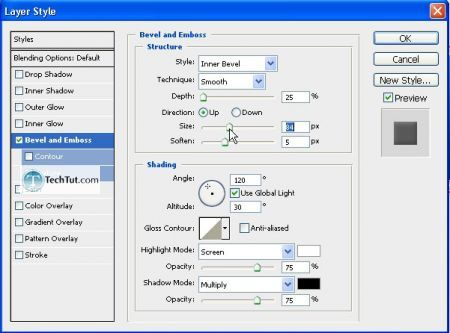 Tutorial Creating the Photoshop CS3 Icon Tutorial 13