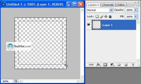 Tutorial Creating the Photoshop CS3 Icon Tutorial 5