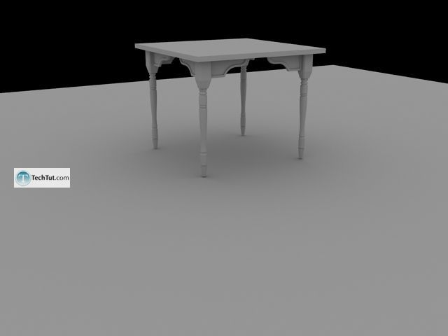 Nice looking table object
