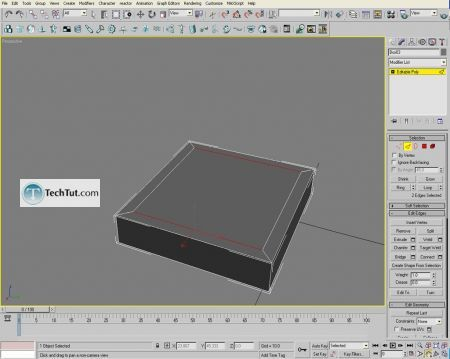 Tutorial Creating a chair object in 3D max part 1 1