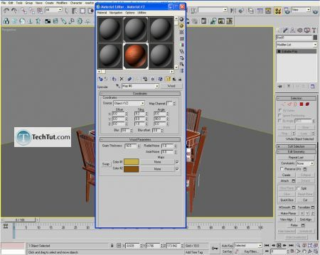 Tutorial Adding materials 2
