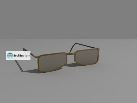 Tutorial Create 3D glasses model in max part 1 1