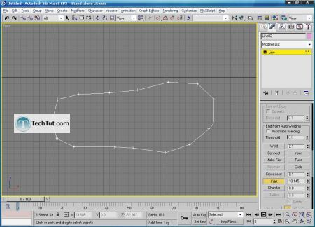 Tutorial How to create a sandal model 5