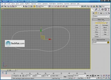 Tutorial How to create a sandal model 8