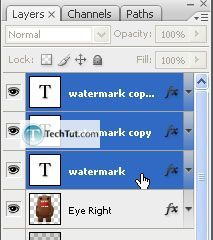Tutorial Watermarking Tutorial 8