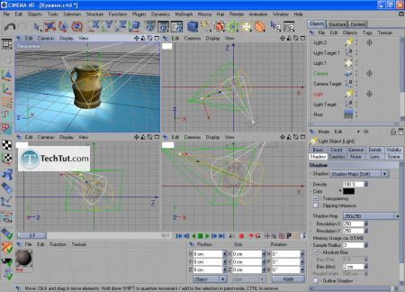 Tutorial Final modeling and rendering 11