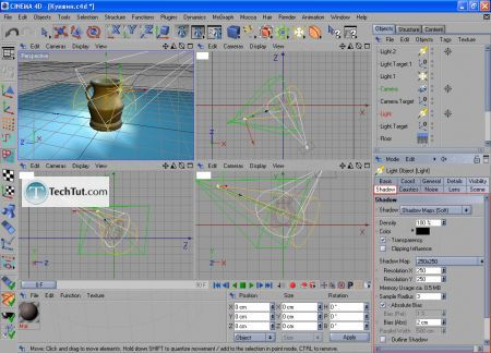 Tutorial Final modeling and rendering 12