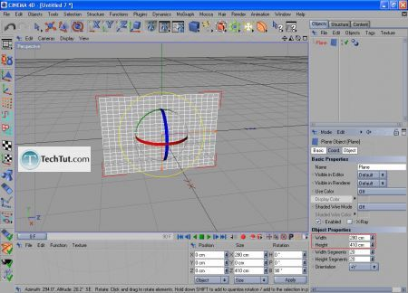 Tutorial Create a flag using polygons 4