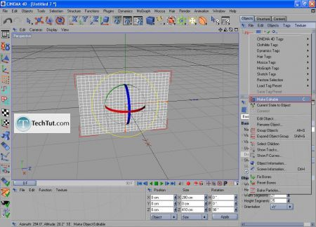 Tutorial Create a flag using polygons 6