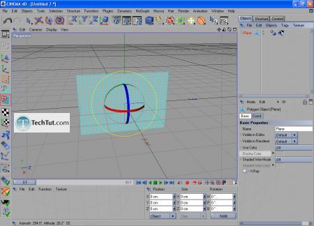 Tutorial Create a flag using polygons 7