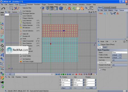 Tutorial Create a flag using polygons 9